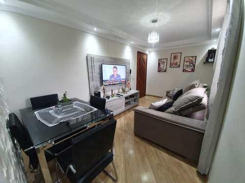 Apartamento, código 11380 em São Paulo, bairro Cidade Satélite Santa Bárbara