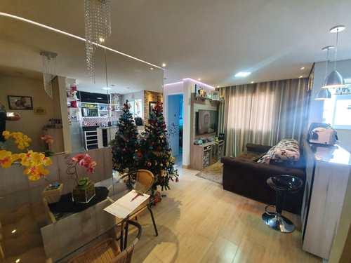 Apartamento, código 11384 em São Paulo, bairro Cidade Satélite Santa Bárbara