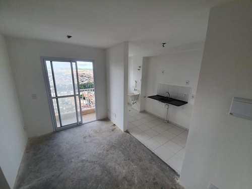 Apartamento, código 11403 em São Paulo, bairro Cidade Satélite Santa Bárbara