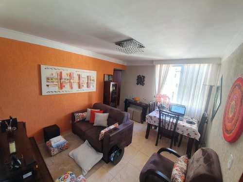 Apartamento, código 11423 em São Paulo, bairro Cidade Satélite Santa Bárbara