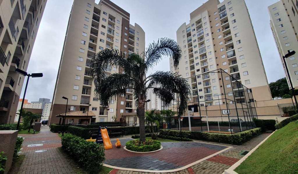 Apartamento em São Paulo, bairro Jardim Três Marias