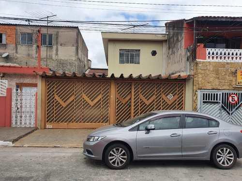 Sobrado, código 11472 em São Paulo, bairro Jardim Santa Adélia