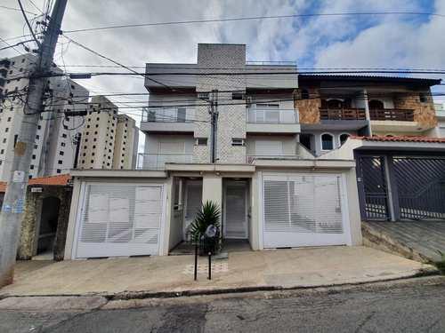 Cobertura, código 11495 em Santo André, bairro Vila Valparaíso