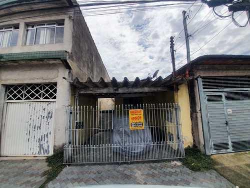 Casa, código 11504 em São Paulo, bairro Parque São Rafael