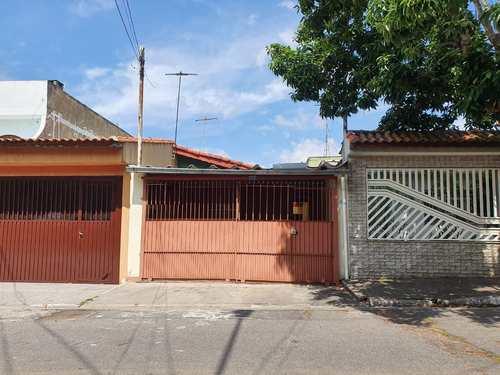 Casa, código 11515 em São Paulo, bairro Parque São Rafael