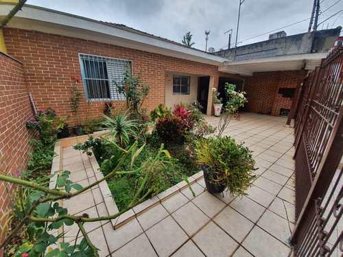 Casa, código 11551 em São Paulo, bairro Jardim Santo André