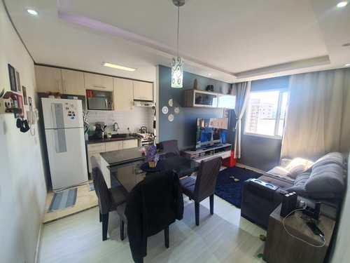 Apartamento, código 11578 em São Paulo, bairro Parque São Lourenço