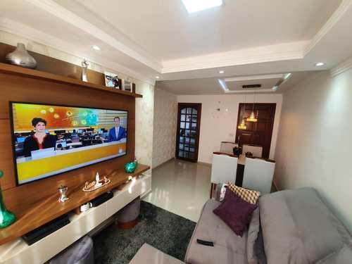 Apartamento, código 11586 em São Paulo, bairro Cidade Satélite Santa Bárbara