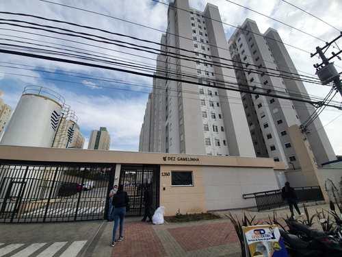 Apartamento, código 11597 em São Paulo, bairro Jardim Brasília (Zona Leste)