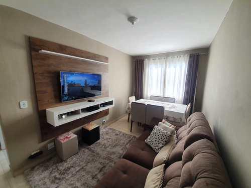 Apartamento, código 11599 em São Paulo, bairro Cidade Satélite Santa Bárbara