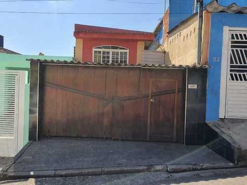 Casa, código 11601 em São Paulo, bairro Parque São Rafael