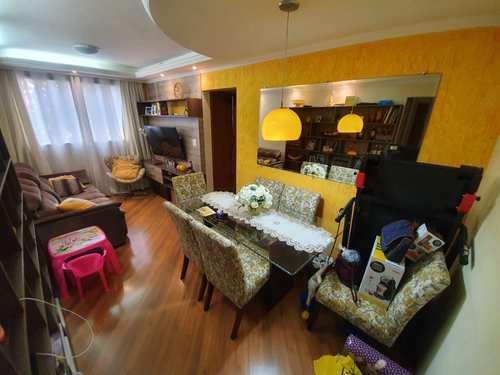 Apartamento, código 11604 em São Paulo, bairro Cidade Satélite Santa Bárbara