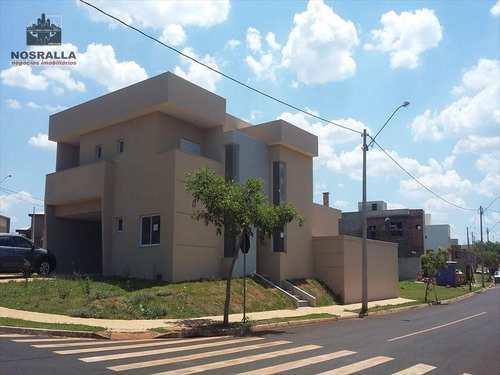 Sobrado, código 1720701 em Ribeirão Preto, bairro Vila do Golf