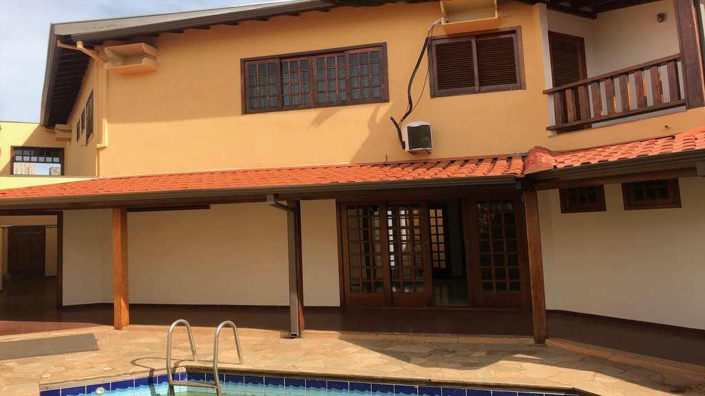 Sobrado em Ribeirão Preto, bairro Alto da Boa Vista