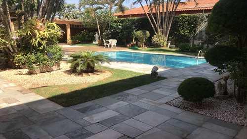 Sobrado, código 478400 em Ribeirão Preto, bairro Parque Residencial Lagoinha