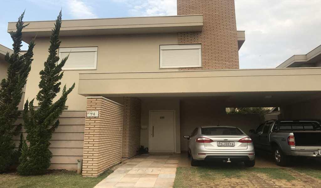 Casa de Condomínio em Ribeirão Preto, bairro Jardim Guaporé
