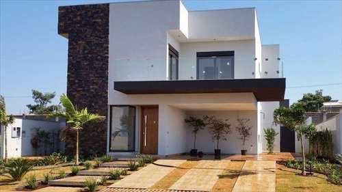 Casa de Condomínio, código 470700 em Ribeirão Preto, bairro Bonfim Paulista