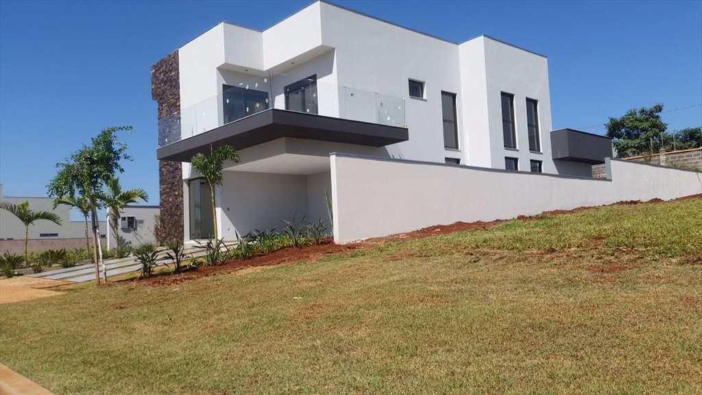 Sobrado de Condomínio em Ribeirão Preto, bairro Bonfim Paulista