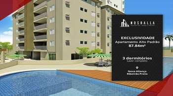Apartamento, código 453600 em Ribeirão Preto, bairro Nova Aliança