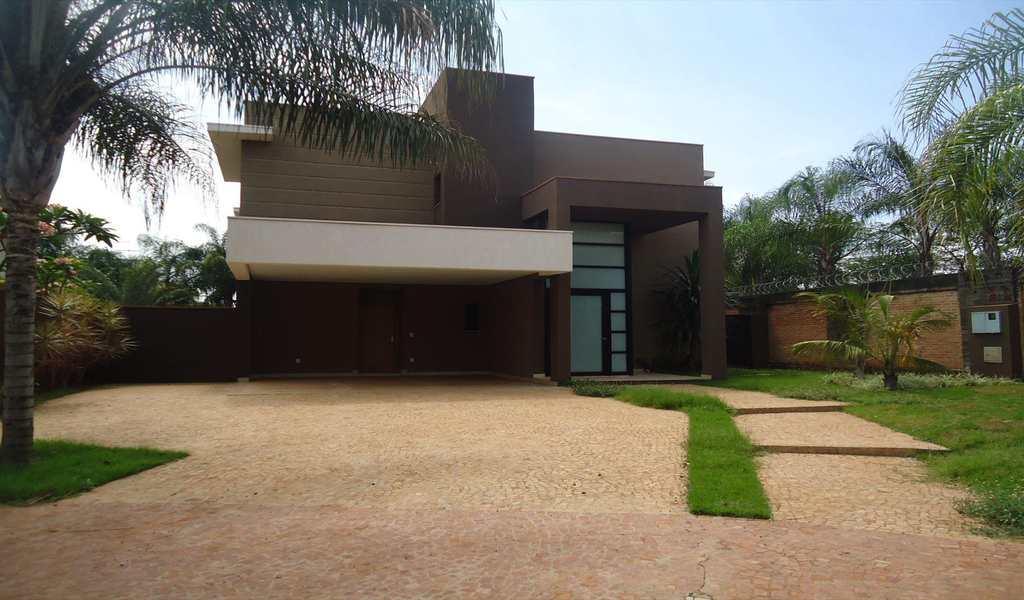 Casa de Condomínio em Ribeirão Preto, bairro Vila do Golf