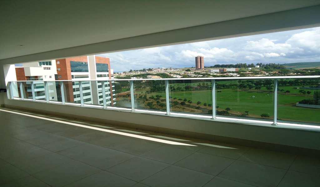 Apartamento em Bonfim Paulista, bairro Centro