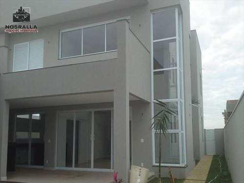 Sobrado de Condomínio, código 1720601 em Ribeirão Preto, bairro Alphaville