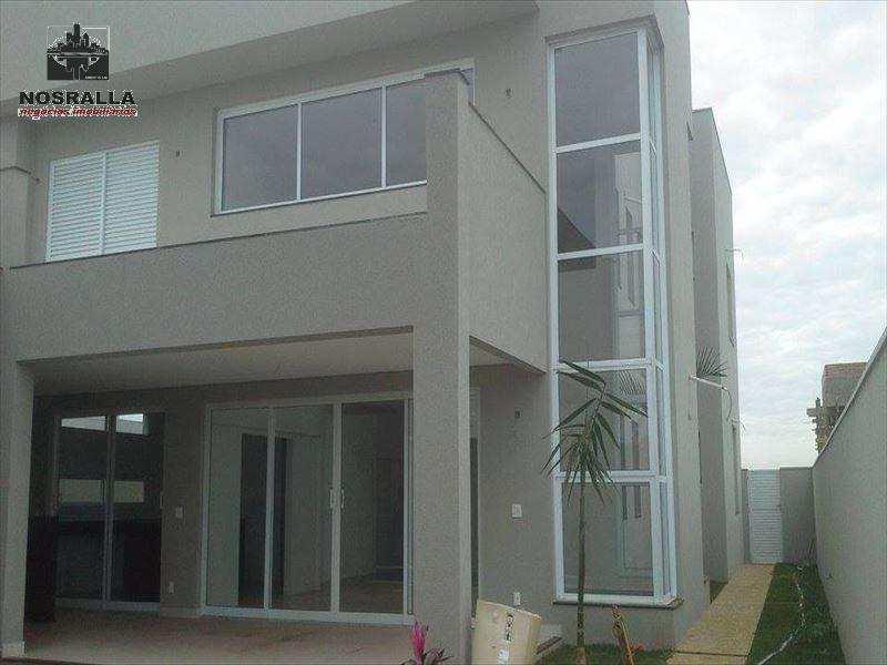 Sobrado de Condomínio em Ribeirão Preto, bairro Alphaville