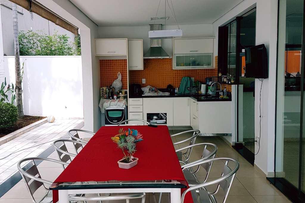 Casa de Condomínio em Ribeirão Preto, no bairro Jardim Nova Aliança Sul
