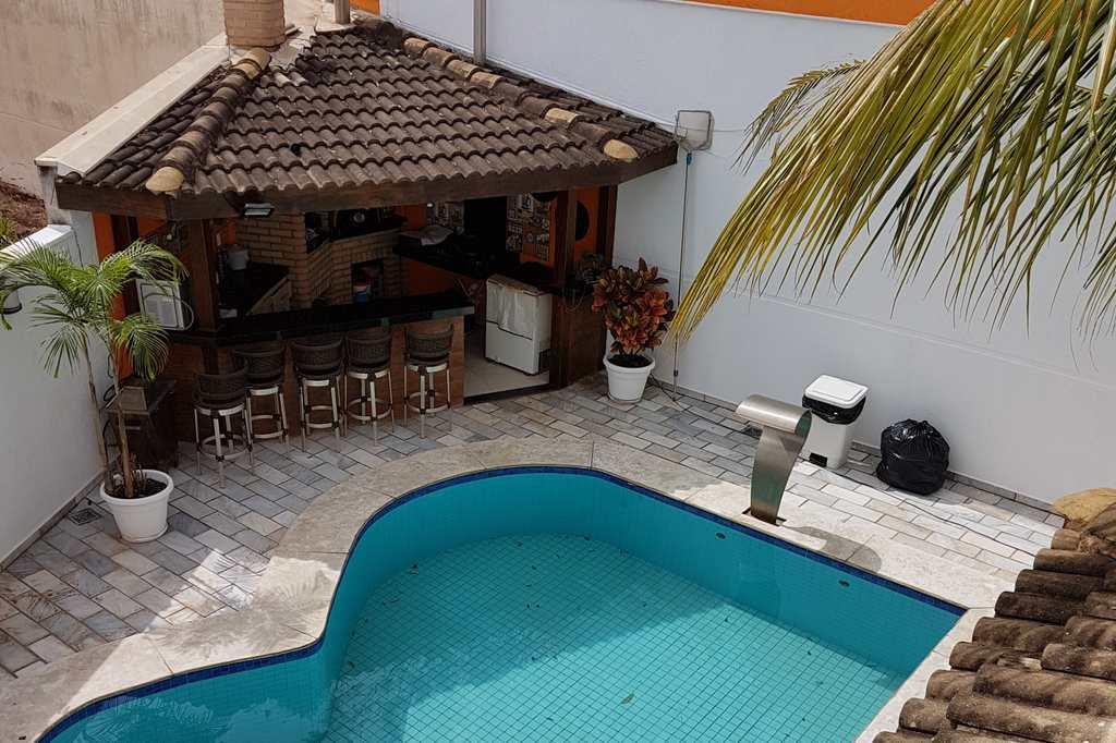 Sobrado de Condomínio em Ribeirão Preto, bairro Jardim Nova Aliança Sul