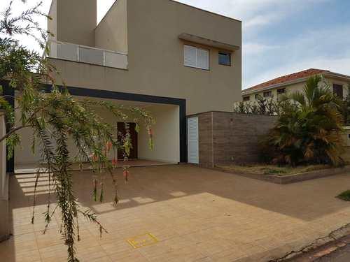 Sobrado de Condomínio, código 1721806 em Ribeirão Preto, bairro Jardim Nova Aliança Sul