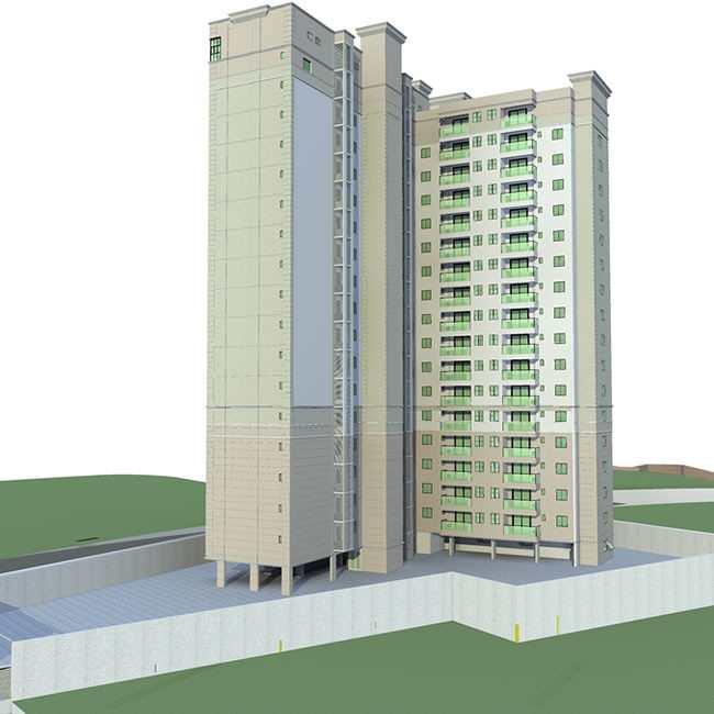 Apartamento em Ribeirão Preto, bairro Ribeirânia
