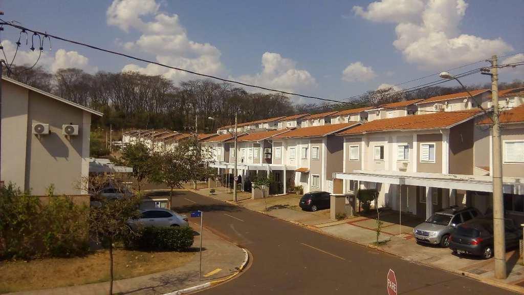 Sobrado de Condomínio em Ribeirão Preto, bairro Vila do Golf