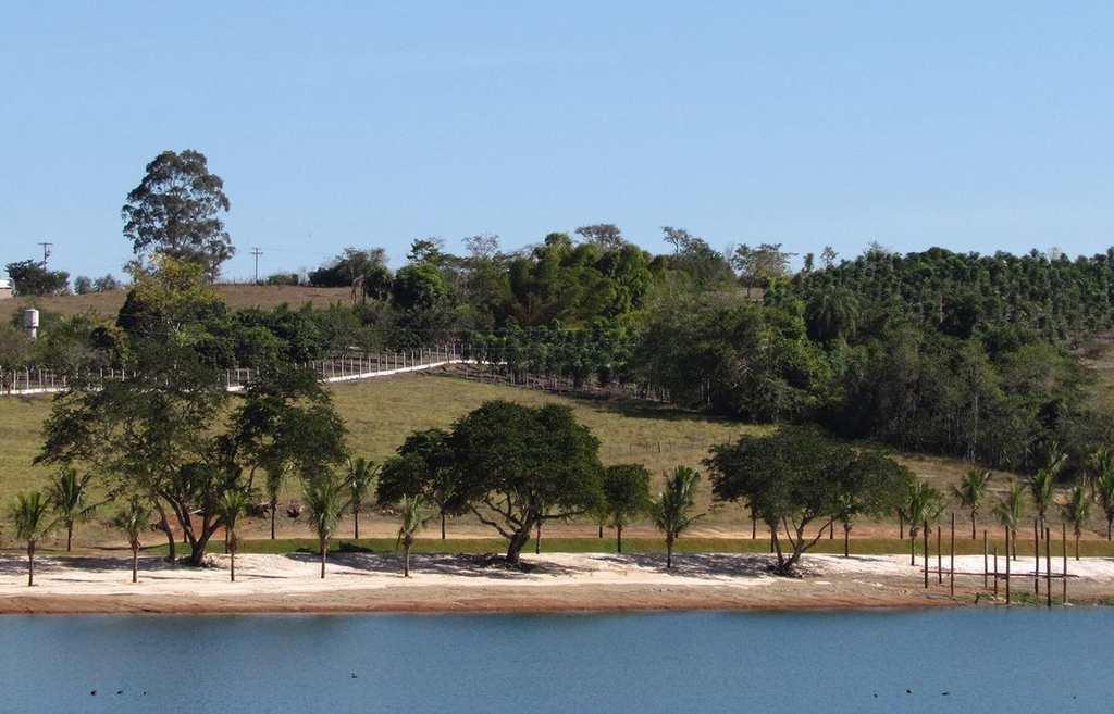 Rancho em Delfinópolis, bairro Centro