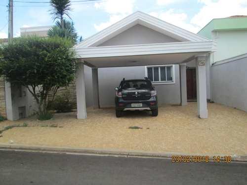 Casa de Condomínio, código 1721857 em Ribeirão Preto, bairro Nova Aliança