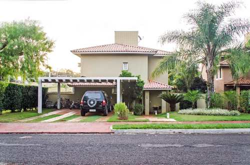 Casa de Condomínio, código 1721858 em Ribeirão Preto, bairro Residencial Flórida