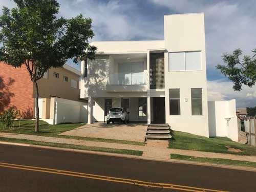 Casa de Condomínio, código 1721861 em Ribeirão Preto, bairro Alphaville