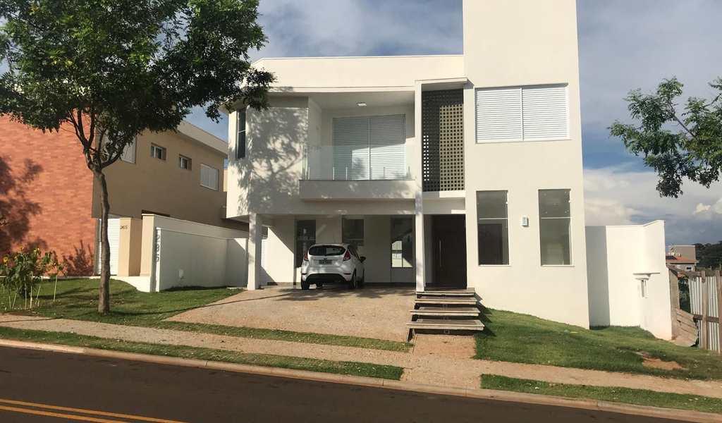 Casa de Condomínio em Ribeirão Preto, bairro Alphaville