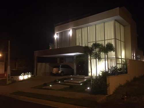 Casa de Condomínio, código 1721862 em Bonfim Paulista, bairro Centro