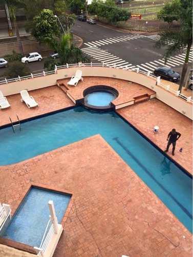 Apartamento, código 1721863 em Ribeirão Preto, bairro Nova Aliança