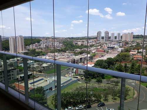 Apartamento, código 1721963 em Ribeirão Preto, bairro Bosque das Juritis