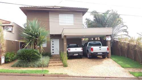 Casa de Condomínio, código 1721989 em Ribeirão Preto, bairro Jardim São Luiz