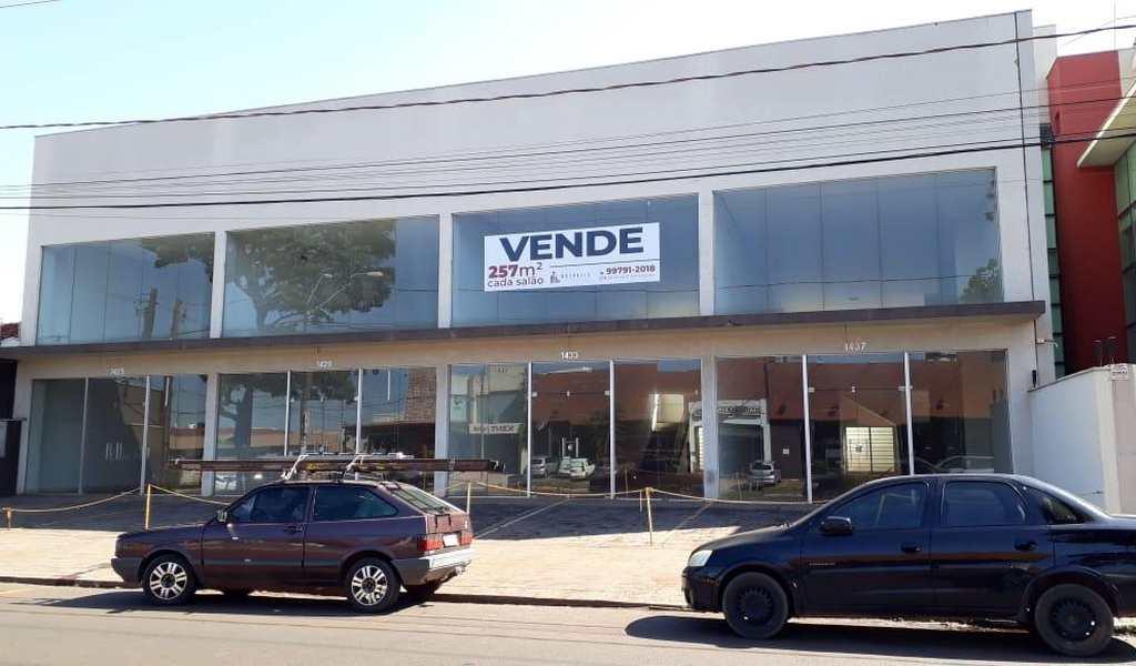 Conjunto Comercial em Ribeirão Preto, bairro Alto da Boa Vista