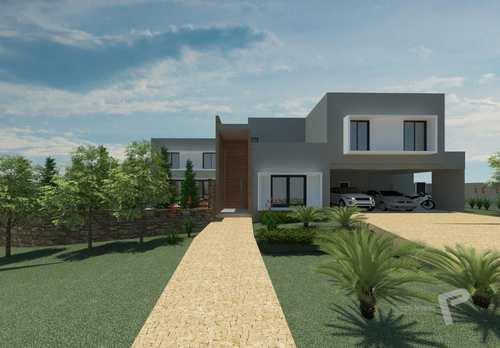Casa de Condomínio, código 1722008 em Ribeirão Preto, bairro Vila do Golf