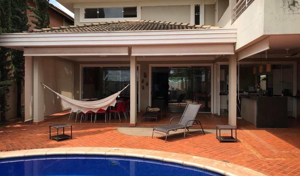 Casa de Condomínio em Ribeirão Preto, bairro Condomínio Guaporé