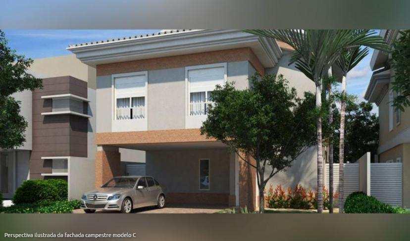 Casa de Condomínio em Ribeirão Preto, no bairro Ribeirânia