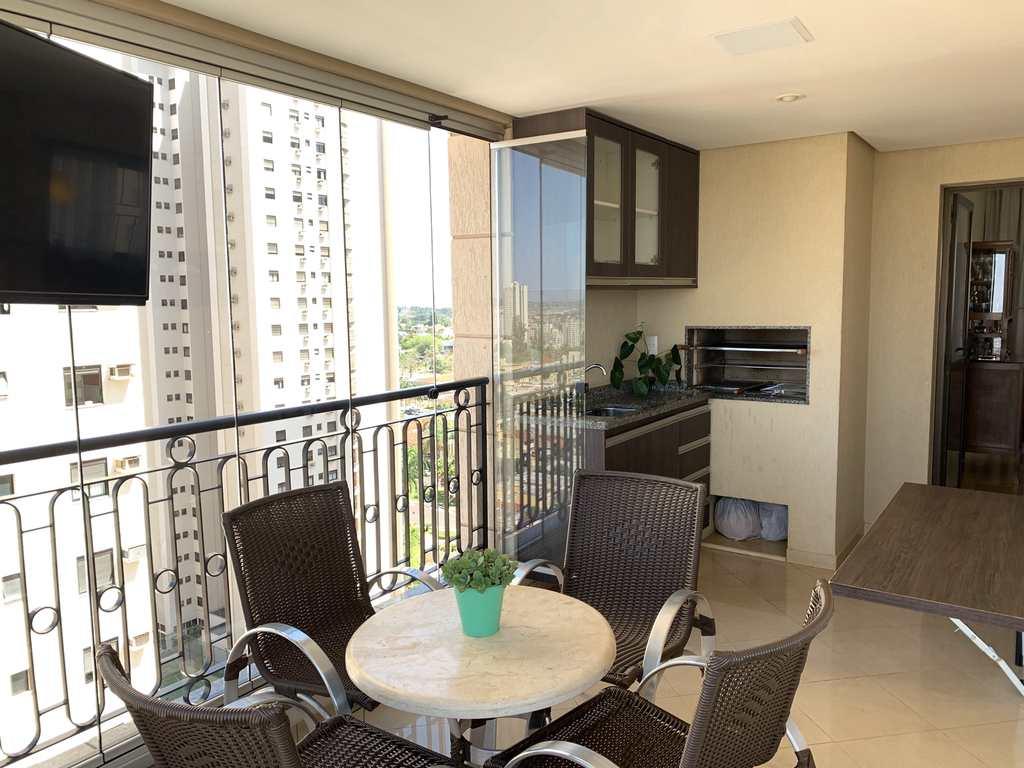 Apartamento em Ribeirão Preto, no bairro Jardim Irajá