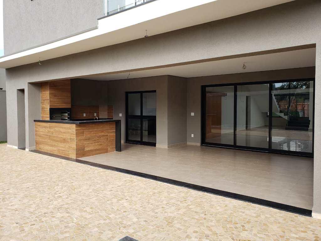 Casa de Condomínio em Ribeirão Preto, no bairro Bonfim Paulista