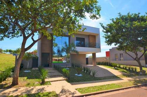 Casa de Condomínio, código 1722078 em Ribeirão Preto, bairro Bonfim Paulista