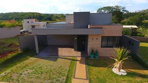 Casa de Condomínio, código 1722088 em Bonfim Paulista, bairro Centro