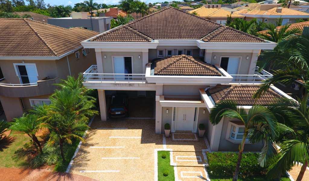 Casa de Condomínio em Ribeirão Preto, bairro Jardim Canadá